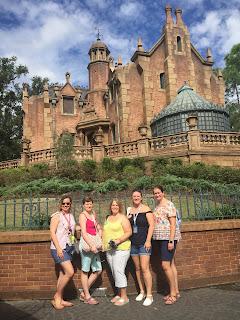 The Haunted Mansion, Magic Kingdom