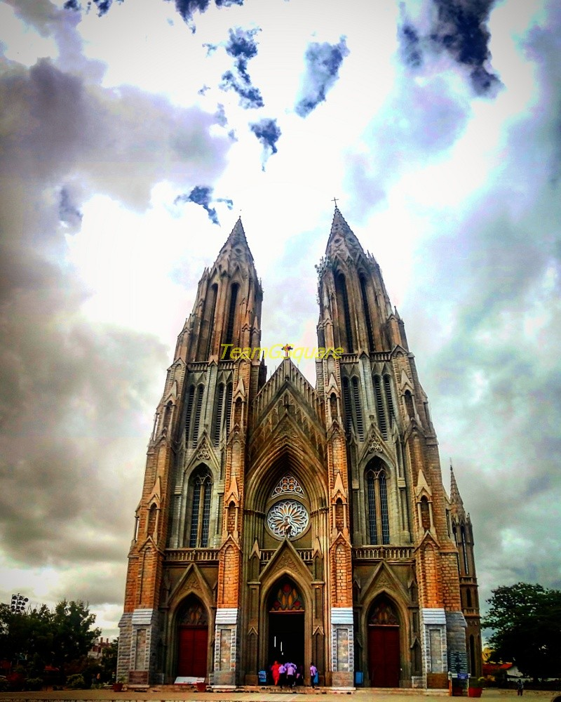 St Philomena Church, Mysore