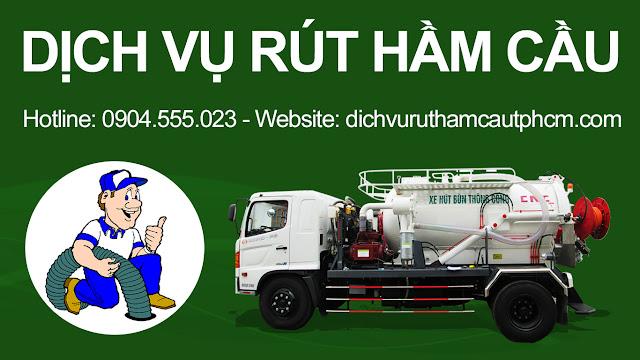 Số điện thoại rút hầm cầu giá rẻ uy tín tại TPHCM - Tel:0904.555.023