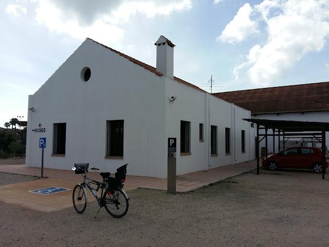 Ruta en bici Elche - Santa Pola