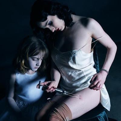 pintura hiperrealista de Gottfried Helnwein
