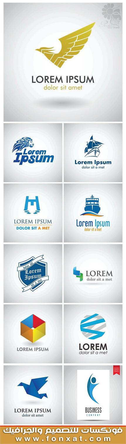 Download logo concept vector images