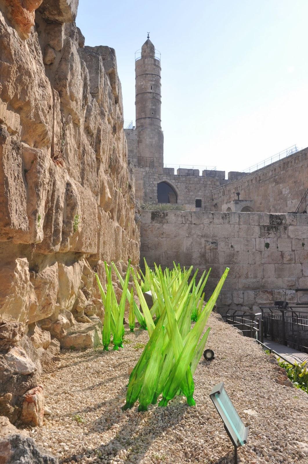 Varfor till jerusalem