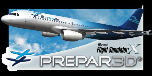 Download Aircraft FlightSimLabs A320-X #P3D V4 1