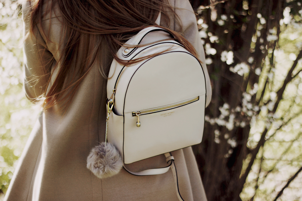 aimerose fashion style beauty blog henri bendel backpack