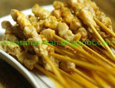 Foto Cara Membuat Sate Taichan Daging Ayam Putih Sederhana Spesial Asli Enak