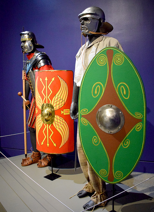 Gladiators | Fernbank Museum of Natural History | Photo: Travis S. Taylor
