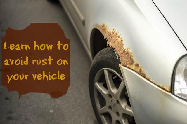 car paint damage