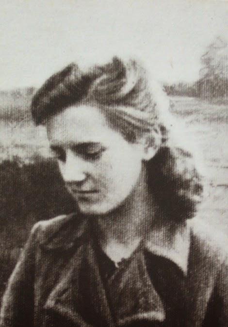 Irka - Irena Kowalska - Wuttke - żona