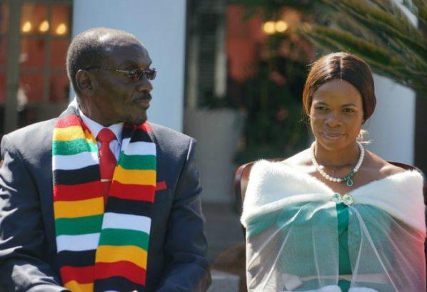 I Am Scared For My Life - Zimbabwean Vice President Cries Out