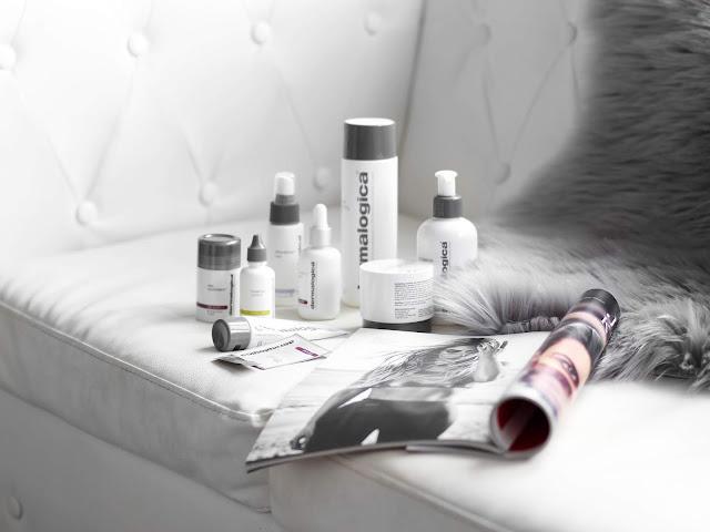 spotřebováno kosmetika Dermalogica recenze