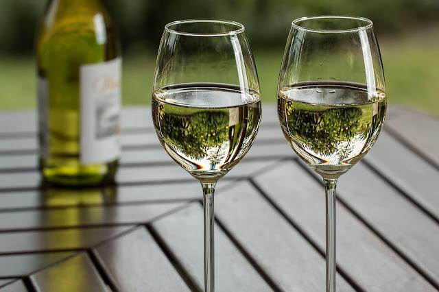 rioja białe wino