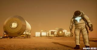 Games set on Mars