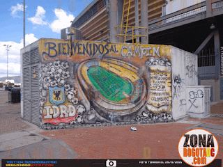 Foto 2 Estadio El Campin Bogota
