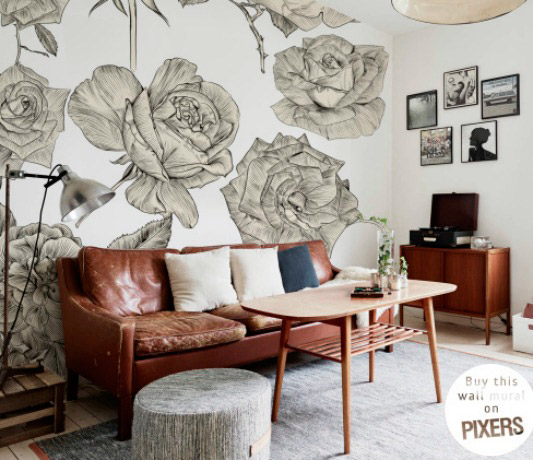 Ideas para decorar tus paredes con PIXERS