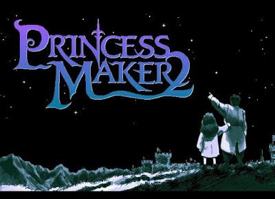 Princess Maker 2 Title