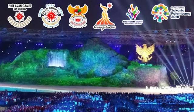 Sejarah Asian Games Dari Kurun Ke Masa