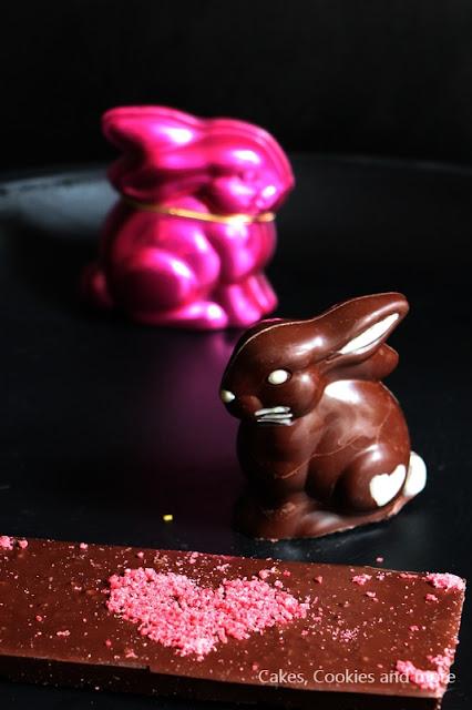 Schokolade selber giessen