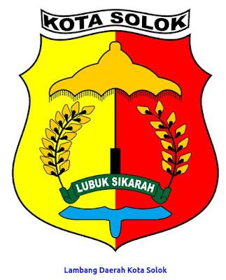Penjelasan Arti Lambang / Logo Kota Solok