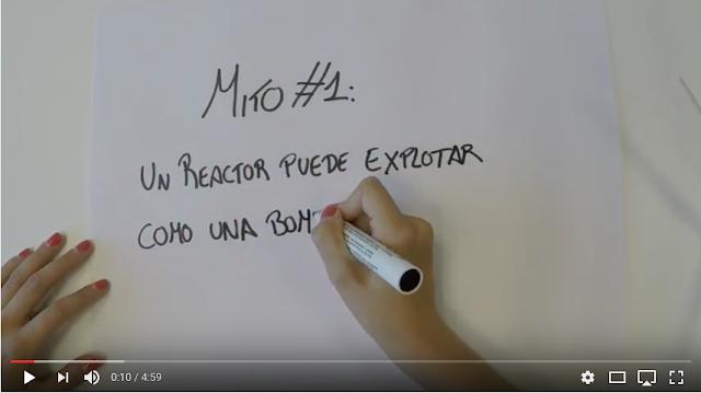 DESMONTANDO MITOS NUCLEARES