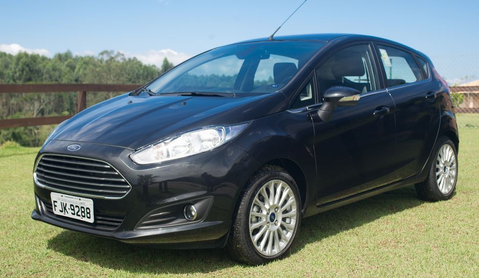 car i New fiesta 2014
