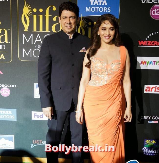 Madhuri Dixit, IIFA Awards 2014 Pics