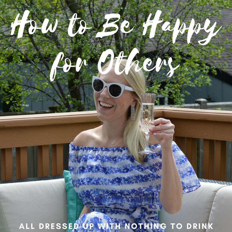 How to Be Happy for Others