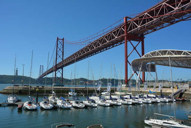 Bridge of the 25th April Lisbon
