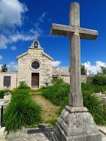 Crkvica sv. Nikola, Novo Selo, otok Brač slike