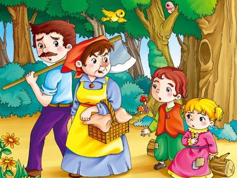 Hansel y Gretel, cuentos para niños