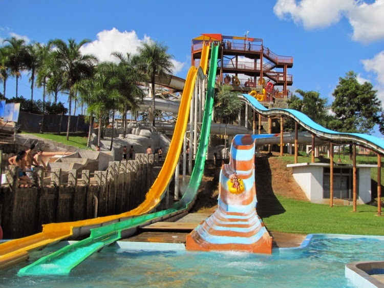 Olimpia Thermas dos Laranjais Parque Aquatico