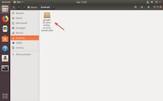 DEB su Ubuntu