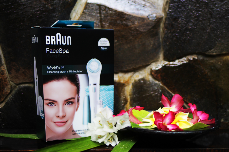 braun face spa product photo