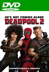 Deadpool 2 (Sin censura) (2018) DVDRip Latino AC3 5.1
