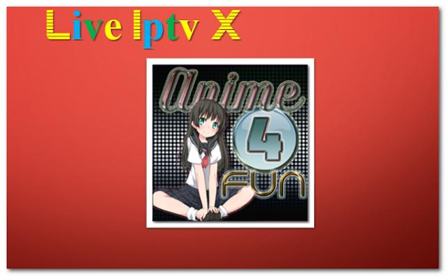 Anime4fun tv shows addon