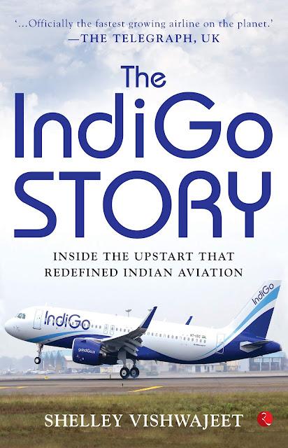 Book - IndiGo Story