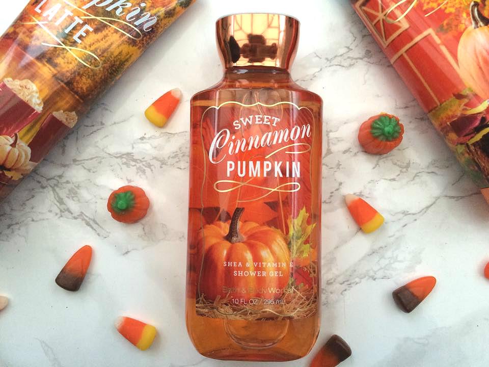 Bath and Body Works Pumpkin