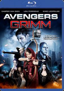 Las Vengadoras De Grimm (2015) DVDRip Latino