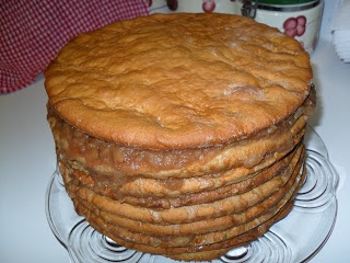 Southern Apple Stack Cake Recipe
