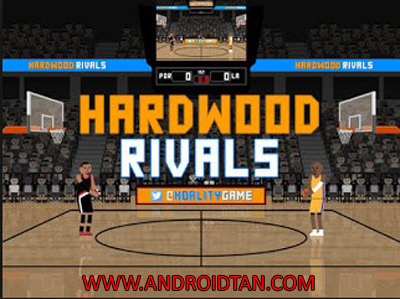 Download Hardwood Rivals Basketball Mod Apk v1.2.2 Unlimited Money Terbaru 2017