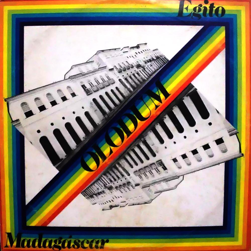 Olodum - Egito Madagáscar [1987]