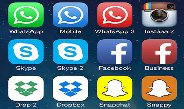 افضل طريقة لتكرار تطبيقات الأندرويد متل واتساب انستجرام فايسبوك وغيرهم
