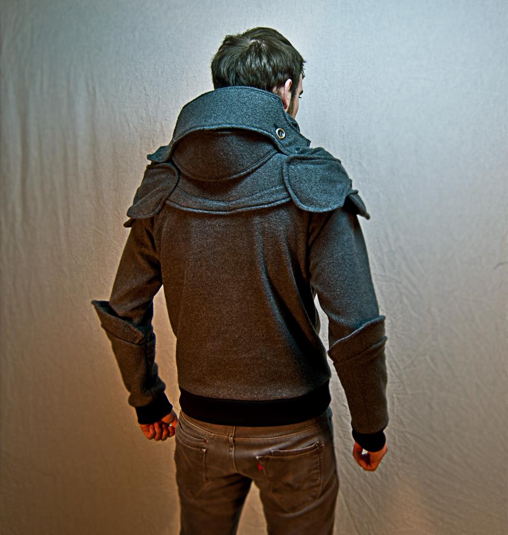 Armored hoodies