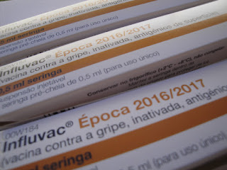 Vacina da gripe influvac®