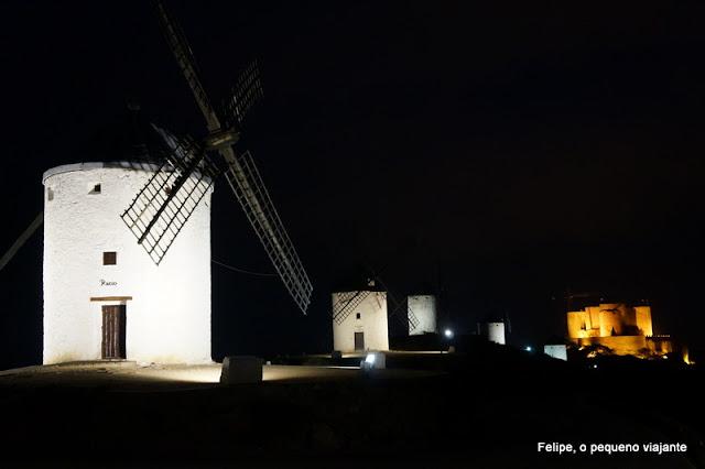 moinhos de vento de Consuegra