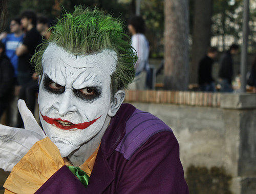 amazing joker costume cosplay