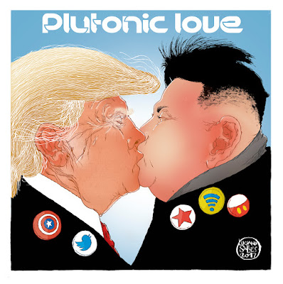 Amor Plutônico por Luciano Salles