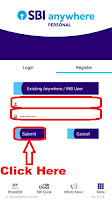 how to block sbi atm card through mobile