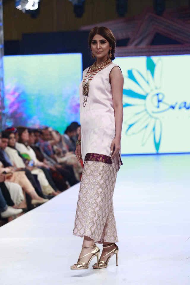 Huma Nassar Collection at Shaan-e-Pakistan 2016