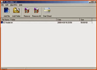 Menghapus file bandel yang tidak bisa dihapus